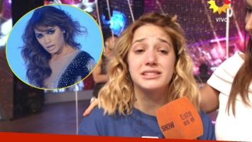 Ángela Torres quebró en llanto en Este es el Show (Foto: Captura y Web)