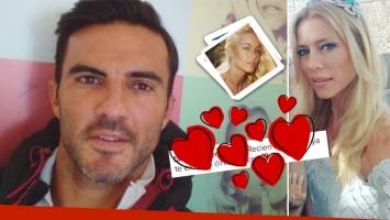 Fabián Cubero y un romántico mensaje a Nicole Neumann tras desmentir la separación (Foto: Instagram)