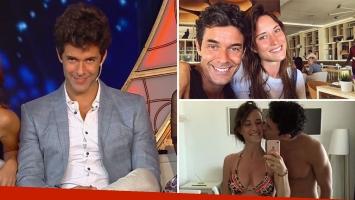 Mariano Martínez contó cómo conoció a Camila Cavallo