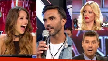 Fabián Cubero sorprendió con una propuesta en vivo en ShowMatch a Pampita