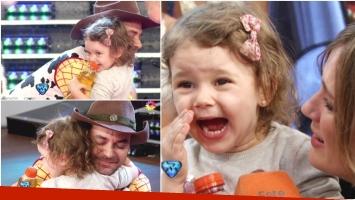 La emoción de Olivia tras conocerse que Pedro Alfonso es semifinalista de Bailando 2016 (Fotos: Captura)