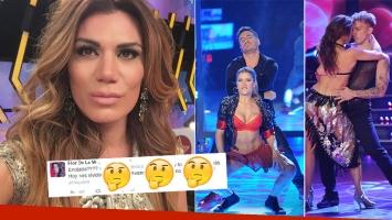Flor de la Ve aclaró los tantos tras su explosivos tweets cuestionando la credibilidad del Bailando (Foto: web y Twitter)