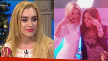 Fátima Flórez contó el tenso momento que vivió con Analía Franchín y Yanina Latorre en un baño. Foto: Web