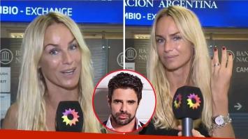 Sabrina Rojas contó la insólita forma en que Luciano Castro le propuso casamiento