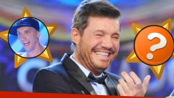 Marcelo Tinelli eligió a las revelaciones de Bailando 2016. Foto: Captura