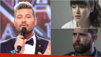 La emoción de Tinelli en la final de ShowMatch por un video viral. Foto: Captura