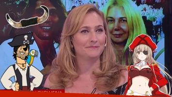 La panelista de Los Ángeles de la Mañana sorprendió con su confesión, a cuento de una supuesta tercera en discordia entre Claudio Paul Caniggia y Mariana Nannis.