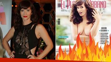 Griselda Siciliani, confesiones íntimas y desnudo total en tapa (Fotos: El Planeta Urbano y Ciudad.com)