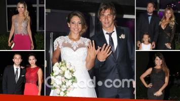 La boda de Tamara Alves y Patricio Toranzo