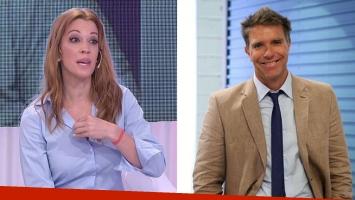 Miriam Lanzoni reveló el acuerdo post separación al que llegó con Alejandro Fantino