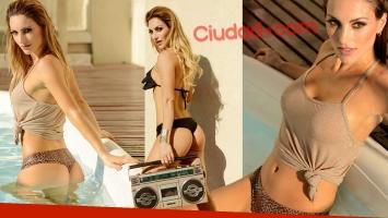 Las fotos hot de Sofía Macaggi
