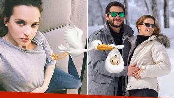 Sabrina Garciarena confirmó su segundo embarazo junto a Germán Paoloski: