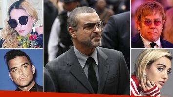 Los famosos lloraron la muerte de George Michael. (Foto: Web)
