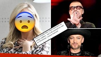 Sarah Michelle Gellar se corrigió de su confusión por los cantantes George Michael y Boy George. (Foto: Web)