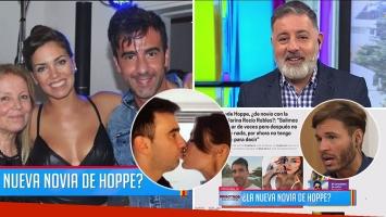 Las repercuciones de la bomba del romance entre Federico Hoppe y Rocío Robles
