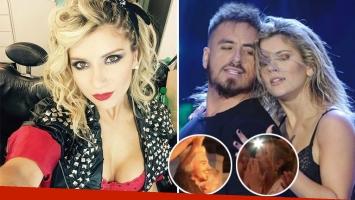 Laurita Fernández negó haberle declarado su amor a Federico Bal en el teatro y explicó: