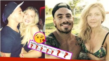 El piropo de Fede Bal a Laurita Fernández, en medio de los rumores de romance (Fotos: Instagram)