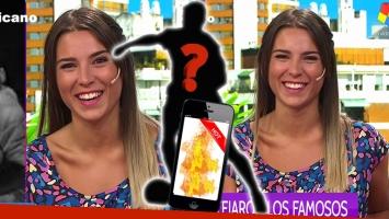 Mina Bonino reveló que Pocho Lavezzi le escribió por chat
