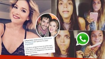Sofía Pachano, soltera suelta en La Feliz (Foto: Instagram y web)