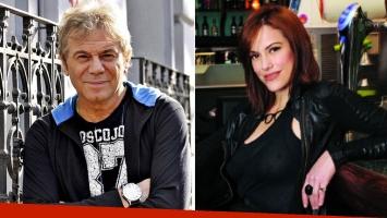 Beto Casella y Connie Ansaldi