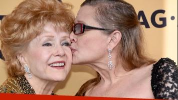 Juntas para siempre: Carrie Fisher y Debbie Reynolds serán enterradas juntas