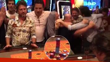 El millonario brasileño que apostó una fortuna al 32 ¡e hizo saltar la banca en Punta del Este!