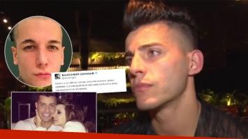 Loan tras la acusación de Alexander Caniggia de agredir a su hermana (Foto: web)