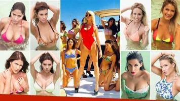 ¡Las niñas bonitas! Victoria Xipolitakis presentó a sus 15 ángeles: conoce las diosas
