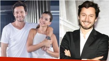 Benjamín Vicuña habló de cómo es trabajar con su pareja, la China Suárez (Fotos: Web)