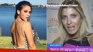 Candela Ruggeri habló de la pelea que tuvo con Barbie Vélez en Punta del Este (Foto: web)