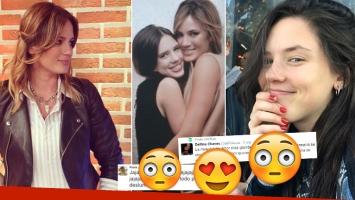 La pícara confesión de Delfina Chaves sobre la mayor muestra de amor de su hermana (Foto: Instagram)