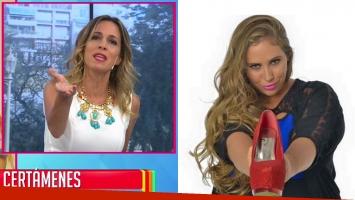Fuerte cruce en vivo entre Sandra Borghi y Mar Tarrés, la humorista XL coronada Chica del Verano 2016
