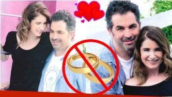 Los motivos por los que Cecilia Dopazo y su pareja no se casan tras casi dos décadas de amor (Fotos: revista Gente)