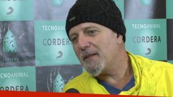 Gustavo Cordera deberá comparecer ante la Justicia por sus dichos sobre la violación. Foto: Web
