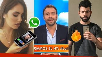 Explosiva versión de Adrián Pallares sobre un supuesto reencuentro hot de Lali con Nazareno Casero (Foto: web)