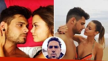 María del Mar súper romántica con Lucas Velasco, ¿y ácida con Matías Alé? (Foto: Instagram)