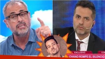 Jorge Rial, picante con El Diario de Mariana por la entrevista que les dio Chano. Foto: Web/ Captura