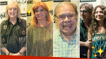 Varias figuras asistieron al estreno de prensa de la obra Jekyll & Hyde (Fotos: Silvana Galdi para We Prensa & Comunicación)