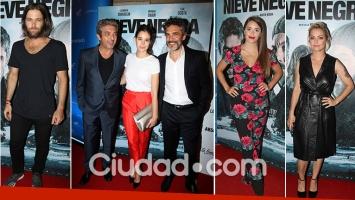 Las fotos de la avant premiere de Nieve Negra, la nueva película de Ricardo Darín y Leonardo Sbaraglia [nid:80705]