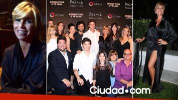 Florencia Peña habló en exclusivo con Ciudad.com antes del debut de Quiero vivir a tu lado. Fotos: Movilpress-Ciudad.com.