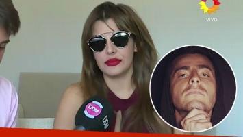 Charlotte Caniggia explicó por qué se separó de Loan en El Diario de Mariana