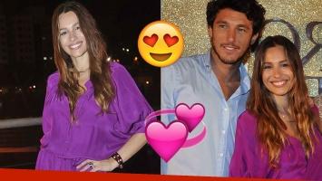Pampita confesó el primer gesto de amor de Pico Mónaco, en el inicio del romance (Foto: Ciudad.com)