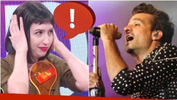 El picante comentario de Sofía Gala tras escuchar la música de Chano Charpentier (Fotos: Captura y Web)