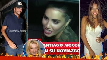 Lali, picante tras el rumor de que Santiago Mocorrea