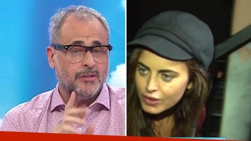 El picante comentario de Rial por el video de Silvina Luna y el Polaco
