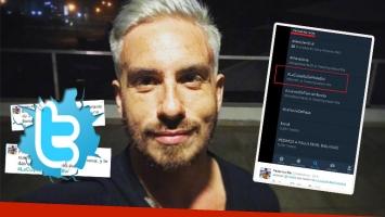 Fede Bal impulsó un divertido hashtag en Twitter (Foto: Twitter e Instagram)