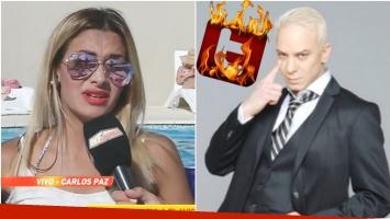 Una promotora acusó a Flavio Mendoza de tirarle el auto encima y el coreógrafo estalló en Twitter (Fotos: Captura y Web)