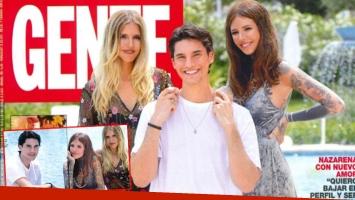 Los hijos de Marcelo Tinelli posaron para la revista Gente (Fotos: revista Gente)