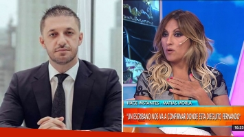 Matías Morla le contestó a Marcela Tauro. (Foto: Web)