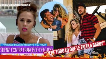 La indignación de Barby Silenzi, tras la polémica frase de Fran Delgado